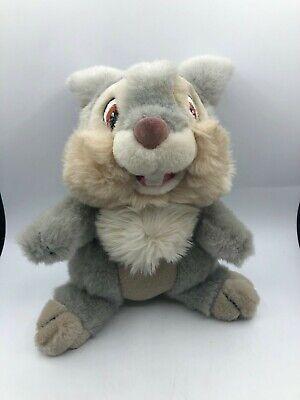Disney Store Thumper The Bunny Rabbit Bambi Plush Kids Soft Stuffed Toy Animal