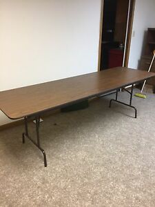 Located in Goderich. Folding table