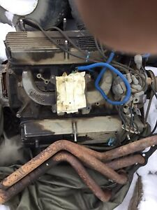Ford 351 motor for rebuilding