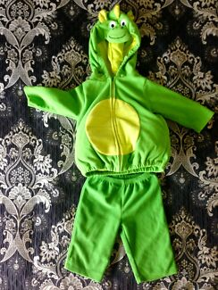 Dragon costume (suit 1yr old)