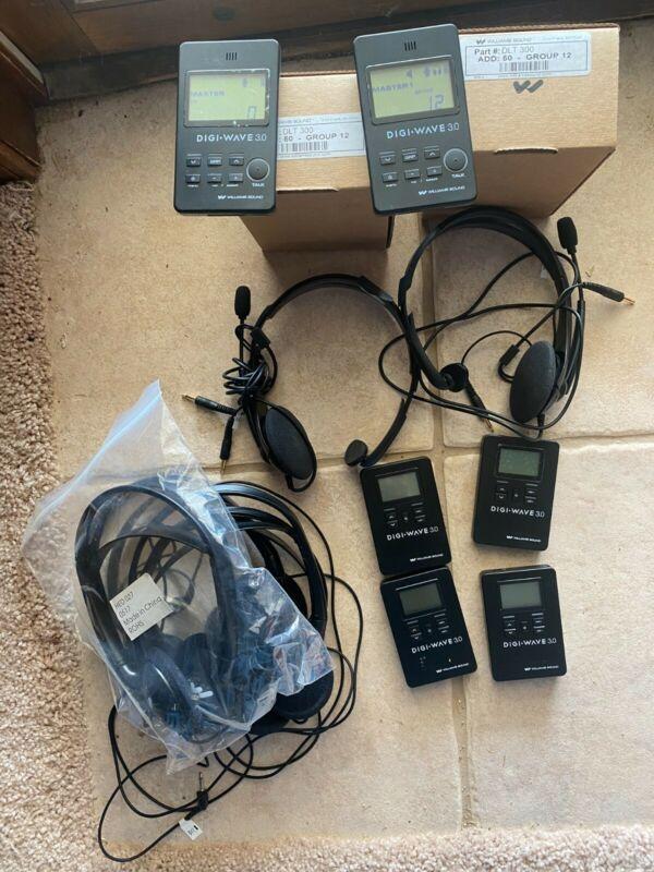 Williams Sound Digi-wave 3.0 language interpretation system DLT300