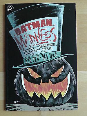 Batman Madness Legends of the D.K. Halloween Special Original DC Album aus USA