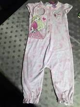 Barbie Pj's  Size 4 New with tag Port Noarlunga Morphett Vale Area Preview