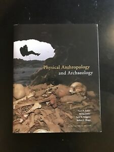 Physical Anthropology and Archaeology - Third Canadian Edition