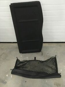 Cargo cover from Hyundai Accent
