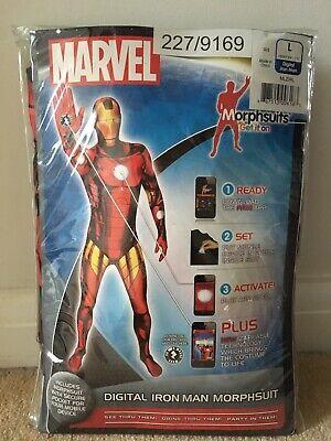 Horror Halloween Morphsuit Ironman size - Ironman Halloween Kostüm