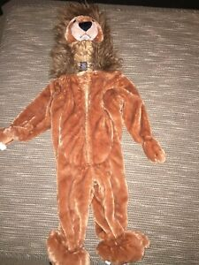 Lion costume size 18 month