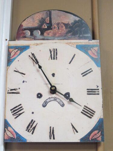 Time Works Danube Wall Clock
