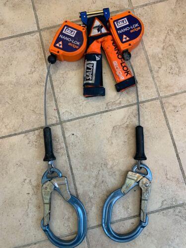 3m DBI-SALA 3500231 Nano-lok Edge Twin-leg Quick Connect