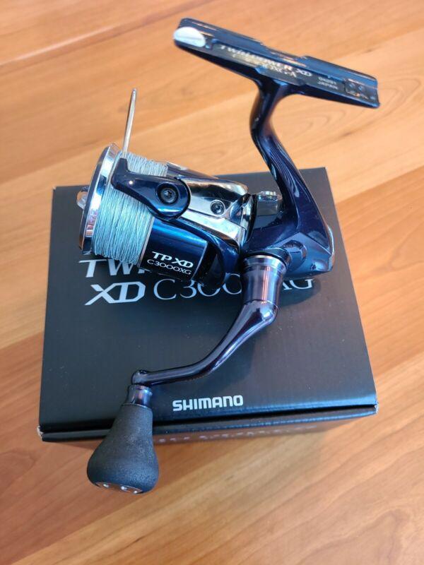 shimano twinpower 3000 XD