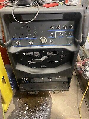 Miller Syncrowave 350 Lx Tig Welder 240v