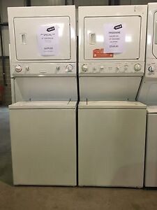 ELECTROLUX (27)  and  FRIGIDAIRE (27) STACKABLE  BLOWOUT  SALE.