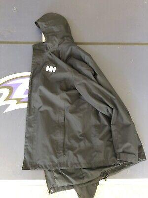 Men's Medium Black Helly Hansen Jacket