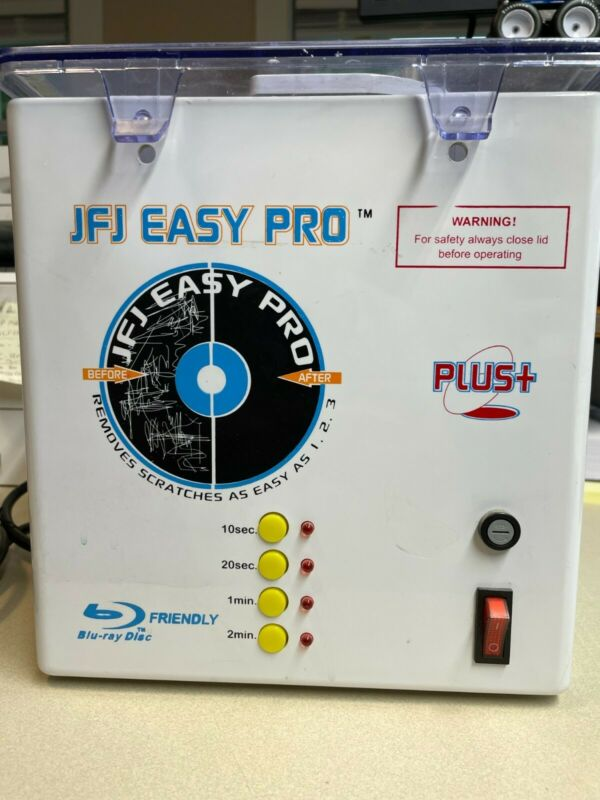 JFJ Easy Pro Total Disc Repair Machine Only