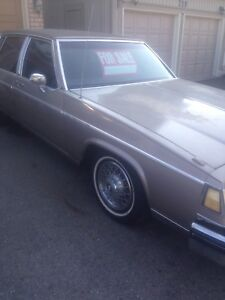 1984 Buick Park Ave.,