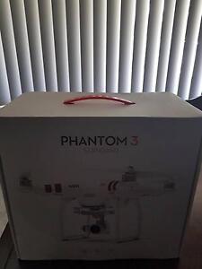 DJI MAVIC Phantom 3 Std and Drone Bag Campbelltown Campbelltown Area Preview