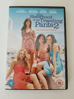 The Sisterhood Of the Traveling Pants 2 (DVD)