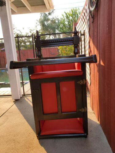 "DOG ""FEEDING CHAIR"" (similar to Bailey Chair) - $100 (Costa Mesa CA)"