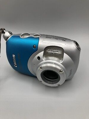Canon PowerShot D10 12.1 MP Waterproof Digital Camera with 3x Optical Image Zoom