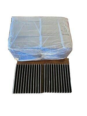 24 Pack 12 x 12 acoustic foam tile.