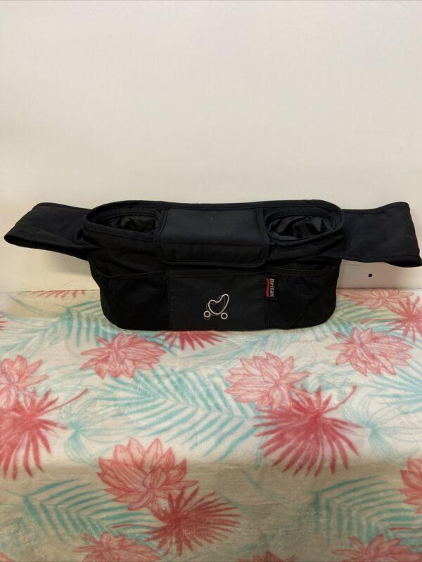 Britax Stroller Organizer Bag, Universal Adjustable Closure, Fits Most Strollers