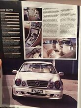 1998 Mercedes Benz clk320 coupe Lauderdale Clarence Area Preview