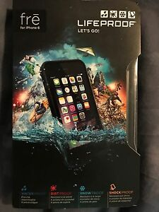 Brand new life proof case