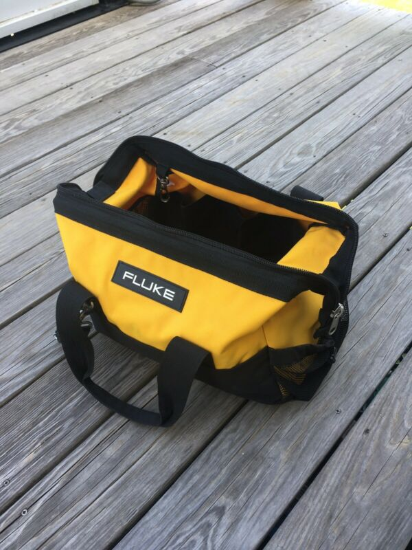 Fluke Carrying Case / Bag Used