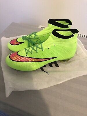 Nike Mercurial Superfly IV FG Pro Football Boots Size 10 BNWOB