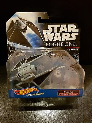 "Hot Wheels Star Wars Starships ""Rogue One - Tie Striker"