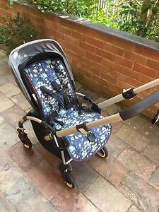 Bugaboo Bee 3 with bassinet! Practically brand new Turramurra Ku-ring-gai Area Preview