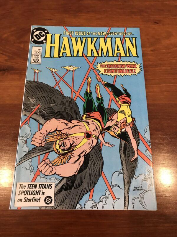 DC Comics Hawkman 1