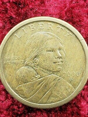 2005 D Sacagawea  Native American Dollar PROMPT AND FREE SHIPPING