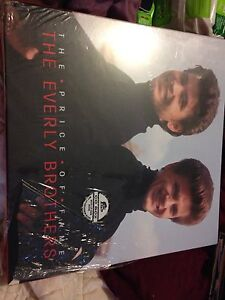 Everly brothers'The price of fame 'CD box Baulkham Hills The Hills District Preview