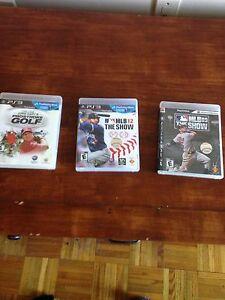 PS3 sports game bundle