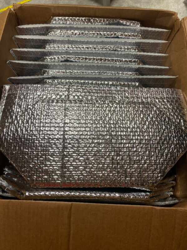 """ULINE INSULATED BOX LINERS 11"""" X 8"""" X 6"""" (25 LINERS TO A CASE)  S-18277"""