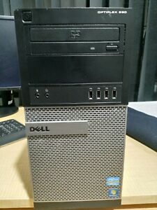Dell optiplex 990 i5 CPU, 4GB RAM, 320GB HDD