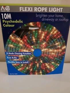 Xmas rope lights