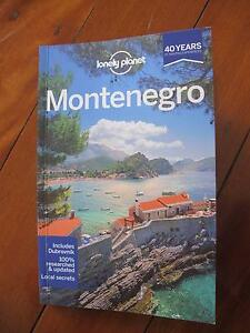 Lonely Planet Montenegro Travel Guide Book Carindale Brisbane South East Preview