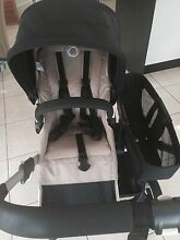 Bugaboo donkey sand seats and bassinet $200 ono Browns Plains Logan Area Preview