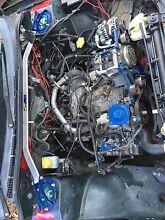 Subaru WRX Impreza EJ22 1998 Molendinar Gold Coast City Preview
