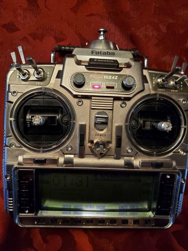 Futaba FP-T9ZHP 72 mhz PCM 1024 transmitter