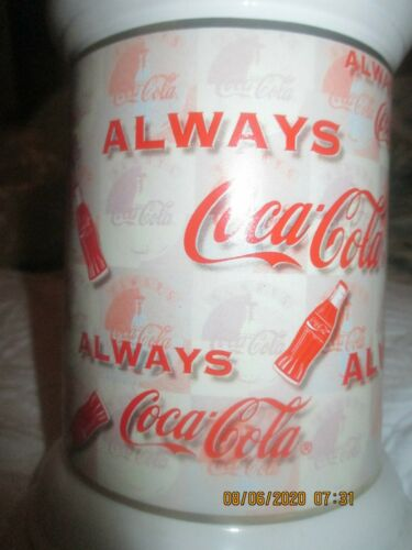 Coca Cola 1995 Bottle Remark Lidded Stein CCBOT RARE!!