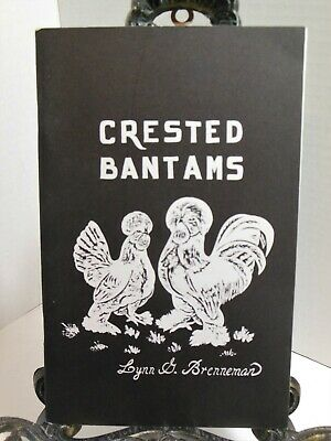 Crested Bantams Polish Crest Chickens Controlling Pests Problems Care Types Book