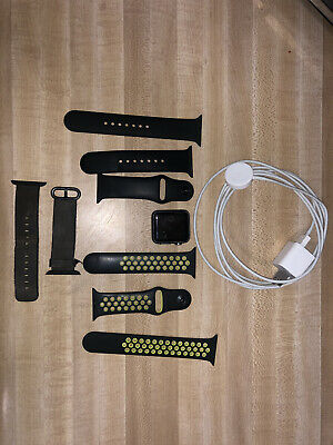 Apple Watch Sport 1st Generation 38mm - Space Grey