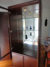 Display cabinet for your favourite pieces. Northbridge Willoughby Area Preview