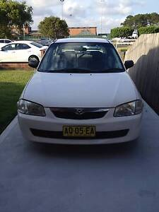 1999 Mazda 323 Sedan Broadmeadow Newcastle Area Preview