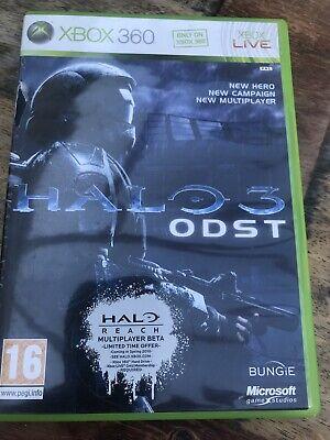 Halo 3: ODST (Xbox 360) PEGI 16 segunda mano  Embacar hacia Mexico