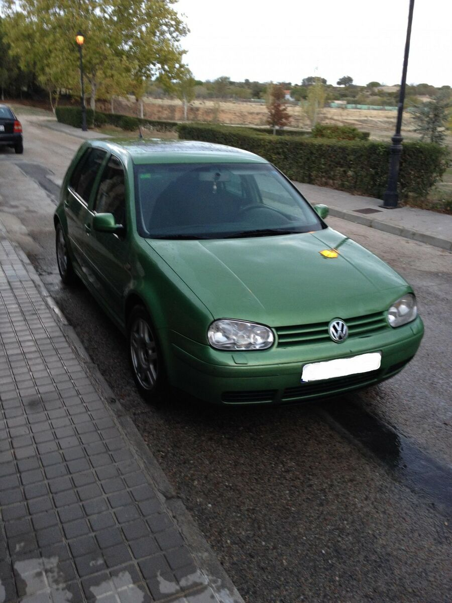 VENDO VW GOLF IV GTI 1.8T 150CV