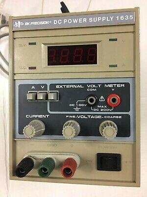 Bk Precision 1635a Dc Power Supply